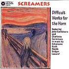 Screamers: Difficult Works for the Horn (CD, Mar-1998, Crystal Records Dist.)