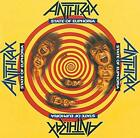 ID99z - Anthrax - State Of Euphoria - CD - New