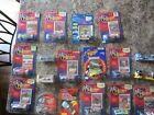 Nascar Collection Lot of 18 diecast cars 164 scale in packaging Lot J2