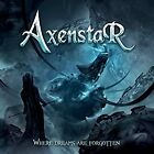 ID72z - AXENSTAR - WHERE DREAMS ARE FOR - CD - New