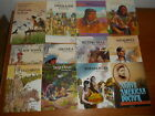 22 Childrens Native American Indian History Biography Lot