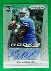 EJ Manuel Signs Exclusive Autographed Memorabilia Deal with Panini Authentic 16