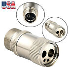 Dental 2 To 4 Hole Adapter Changer Connector For High Fast Speed 4hole Handpiece