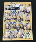 The Office Convention 2007 Program Signed By 18 Cast Members JSA COA