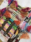 30/50/100/500 Multi Colors Cross Stitch Cotton Embroidery Sewing High Quality