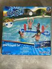 H2OGO Inflatable Pool Volleyball Set New