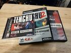 Tenchu Game Lot Stealth Assassins Birth of Wrath preowned