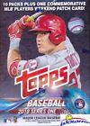 2018 Topps Series 1 Baseball EXCLUSIVE Sealed Blaster Box- Players Weekend PATCH