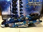 2016 Action John Force PEAK Funny Car 1 24 Color Chrome 1 of 150