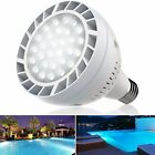 LED Pool Bulb White Lights 120V 65W Swimming Pool Light 6500K E26 Base 500 800W