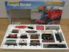Hornby R851 Electric Train Set Freight Hauler + Extra Carriages Boxed