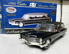 Sunset Coach by Precision Models 1 18 Car 1966 Cadillac Limousine Hearse Black