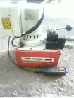 SPX Power Team Portable Electric Two Stage Hydraulic Pump PA550 Cat No 65408