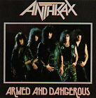 ID5870z - Anthrax - Armed And Dangerous - CAROL CD 1382 - CD
