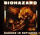 ID23z - Biohazard - Reborn In Defiance - CD - New