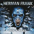 ID72z - HERMAN FRANK - RIGHT IN THE GUTS - CD - New