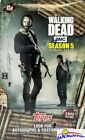 2016 Topps Walking Dead Season 5 HUGE Factory Sealed HOBBY BOX with 2 HITS!