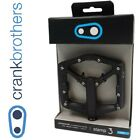 Crank Brothers Stamp 3 Black SMALL or LARGE Bike Pedals CrankBrothers Downhill