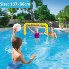 Inflatable Pool Floats Swimming Water Sport Ball Toys Kids Adult Party Game