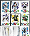 2010 Topps Attax Football Lot of 144 Favre Brees Peterson Lewis