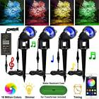 Color Changing Bluetooth APP Landscape lighting 24 volt 48 watts Music Sync
