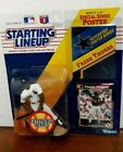 STARTING LINEUP FRANK THOMAS CHICAGO WHITE SOX 1992 EDITION EXTENDED SERIES