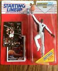 1993 Scottie Pippen Chicago Bulls Starting Lineup w/ 2 BB Trading Cards in pkg