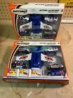 Matchbox Action Launcher Police Air Patrol Lot Of 2 2001 1f