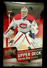 2015 16 UPPER DECK SERIES 1 HOCKEY HOBBY SEALED BOX
