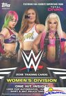 2018 Topps WWE Women's Division EXCLUSIVE HUGE Factory Sealed Blaster Box-HIT !