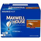 Maxwell House House Blend K Cup Coffee Pods 100 ct