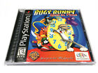 Bugs Bunny Lost in Time PS1 PlayStation 1 PSX PSOne CIB Complete Game RARE