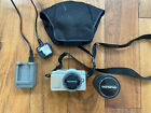 Olympus PEN Lite E-PL7 17.2MP With 14-42mm Pancake Lens And 40-150mm Zoom Lens
