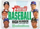 What to Expect for the 2013 Topps Heritage Baseball Error Variations 16
