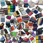 Fabric Sample Book Multi Color Swatches Complete Collection Designers Choice