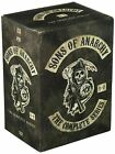 Sons of Anarchy:The Complete Series Seasons 1-7 (DVD, 30-Disc Box Set)New Sealed