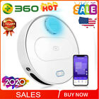 360 C50 2 in 1 Vacuum Cleaner Robot Sweep Dry Wet Floor Cleaning Mopping Alexa