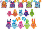 NEW OFFICIAL POSH PAWS TALKING SUNNY BUNNIES SMALL MEDIUM BOXED PLUSH SOFT TOYS