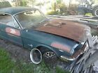 1965 Ford Mustang 1965 Mustang Coupe Project Original Body Shell and Panels