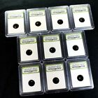 Lot of 10 Authentic Campo Del Cielo Meteorites Collection 5a