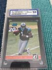 2011 Donruss Cam Newton Rated Rookie RC #RR1 Graded Gem Mint 10