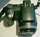 FUJI FINEPIX 6900 ZOOM DIGITAL SLR CAMERA WORKING WITH BATTER AND CARD