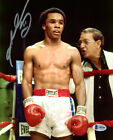 SUGAR RAY LEONARD AUTHENTIC AUTOGRAPHED SIGNED 8X10 PHOTO BECKETT 178125
