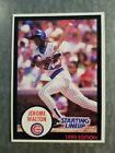 Jerome Walton Chicago Cubs 1989 Starting Lineup Kenner Baseball Card