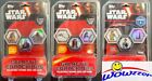 (3) Topps Star Wars Galactic Connexions Sealed Starter Packs Wave 1,2,3-42 DISCS