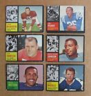 1962 Topps Football Cards 10