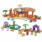 Fisher Price Little People Nativity Playset Lil Shepherds Three Wise Men NEW