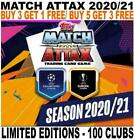 2020-21 Topps UEFA Champions League Match Attax Cards 10