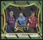2016 Panini Select Soccer Factory Sealed Soccer Hobby Box