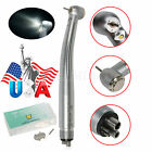 Dental Led Fiber High Speed Handpiece Slow Speed Contra Angle Air Motor 42 Hole